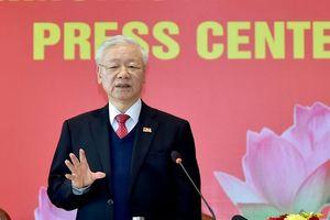 Tổng Bí thư Nguyễn Phú Trọng: Tham nhũng ở nước nào cũng có và phải làm quyết liệt