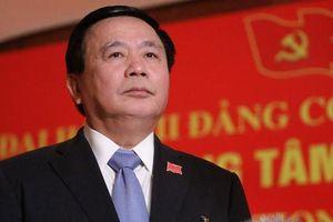 Ủy viên Bộ Chính trị Khóa XIII Nguyễn Xuân Thắng: Phải xây dựng khuôn khổ pháp lý để đấu tranh với các thế lực thù địch