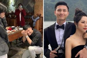 Huỳnh Anh cầu hôn bạn gái hơn tuổi, mối tình 'đánh nhanh thắng nhanh'?