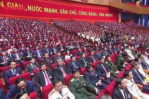 Đồng chí Đinh Tiến Dũng được bầu vào Bộ Chính trị khóa XIII
