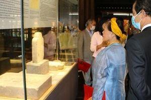 Trưng bày nhiều kỷ vật về Hoàng đế Gia Long