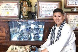 Người có bộ sưu tập tiền thế giới nhiều nhất Việt Nam