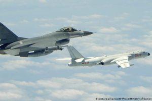 Máy bay Trung Quốc - Mỹ cùng xâm nhập vùng ADIZ của Đài Loan