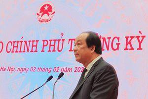 Bộ trưởng không tái cử BCH Trung ương vẫn làm việc bình thường