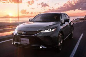 Toyota Venza 2021 được ra mắt tại Đông Nam Á