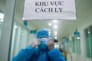 Quảng Nam cách ly 21 ngày đối với người về từ vùng có dịch