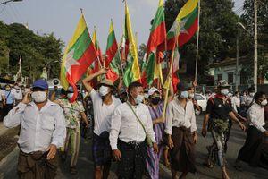 Dự án tỷ USD bị dừng thi công vì binh biến ở Myanmar