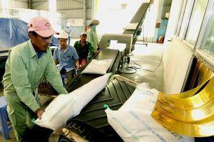 Xuất khẩu gạo đón tin vui đầu năm
