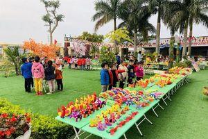Trường mầm non Đại Lâm: Nơi gửi trọn niềm tin của phụ huynh xã Đại Lâm