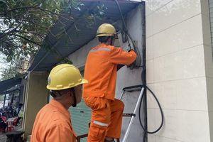 Quảng Bình: Phát hiện 5.260 vụ vi phạm sử dụng điện