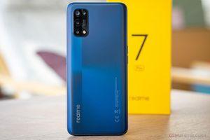 Bảng giá điện thoại Realme tháng 2/2021: Thêm lựa chọn mới