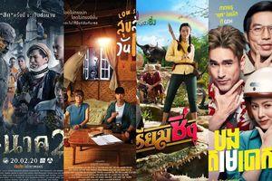 Top 4 phim điện ảnh Thái Lan có doanh thu cao nhất năm 2020: 'Lừa đểu gặp lừa đảo' vẫn đứng sau phim này.