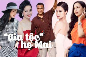 Quyền Linh, Đông Nhi và những sao Việt 'gia tộc họ Mai' có sức ảnh hưởng nhất Showbiz năm qua