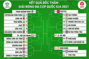 Đông Á Thanh Hóa nhiều khả năng lọt vào vòng 2 Cúp Quốc gia 2021