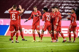 Điểm nhấn vòng 19 Bundesliga 20/21: Làn gió mới trong top 4