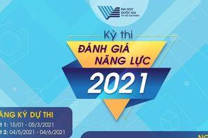 Kỳ thi đánh giá năng lực năm 2021: Bạn cần lưu ý những thay đổi nào để tận dụng 'tấm vé' này?