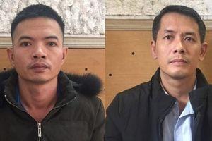 Hai người bị bắt do liên quan đến vụ vận thang rơi làm 3 người thiệt mạng
