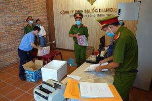 Bình Thuận bắt 1 giám đốc công ty bất động sản