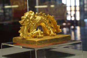 Trưng bày nhiều cổ vật quý thời vua Gia Long