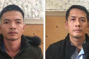 Khởi tố, tạm giam hai đối tượng trong vụ rơi vận thăng làm 11 người thương vong ở Nghệ An