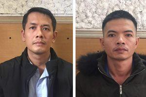 Khởi tố, tạm giam 2 bị can liên quan vụ tai nạn lao động chết người tại công trình trụ sở Sở Tài chính Nghệ An