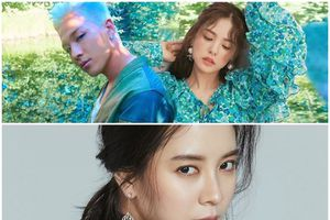 Cặp đôi vàng K-biz Taeyang và Min Hyo Rin kỷ niệm 3 năm ngày cưới; 'Phù thủy' Song Ji Hyo xuất hiện với visual 'gây bão'