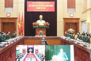 Ban Tuyên giáo Trung ương tổ chức Hội nghị báo cáo viên Trung ương tháng 1-2021