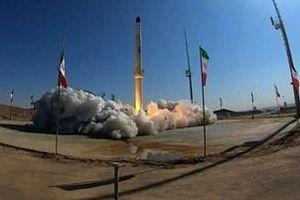Iran phóng thành công tên lửa đẩy mạnh nhất trong lịch sử