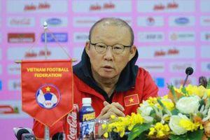 HLV Park Hang-seo trở lại Việt Nam, đón Tết ngay ở khách sạn