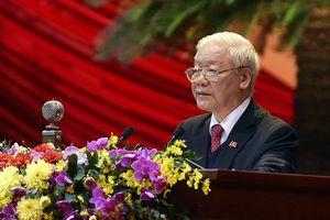 Lãnh đạo các nước chúc mừng Tổng Bí thư, Chủ tịch nước Nguyễn Phú Trọng