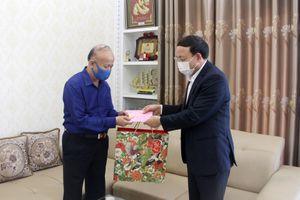 Đồng chí Bí thư Tỉnh ủy Nguyễn Xuân Ký thăm, chúc Tết tại TP Hạ Long