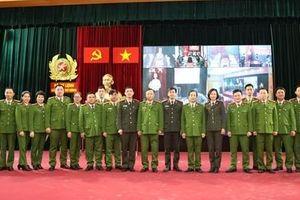 Phát huy vai trò các tổ chức quần chúng trong Bộ Tư lệnh Cảnh sát cơ động