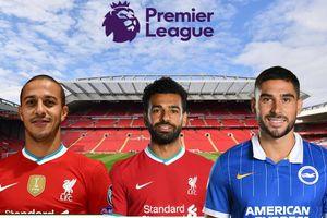 Dự đoán kết quả, đội hình xuất phát trận Liverpool - Brighton