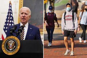 'Cú bật' thời Tổng thống Biden: Số sinh viên quốc tế đăng ký tới Mỹ du học đang tăng trở lại