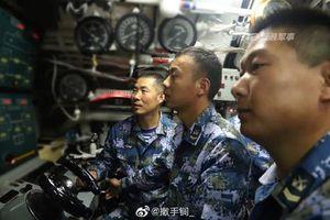 Nhiều lính tàu ngầm Trung Quốc gặp vấn đề về sức khỏe