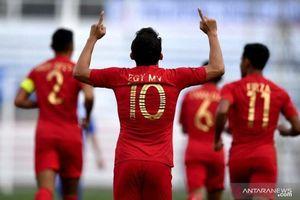 Bất chấp dịch, Indonesia bắt đầu kế hoạch vàng SEA Games 31