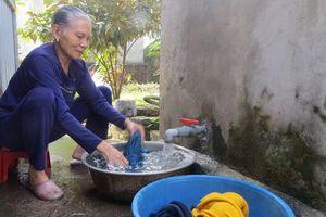 Người dân Phú Xuyên phấn khởi đón nước sạch