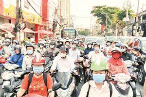 Kiểm soát khí thải xe gắn máy để bảo vệ môi trường