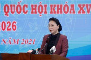 Giới thiệu ứng cử ĐBQH khóa XV ở khối Trung ương là 207 đại biểu
