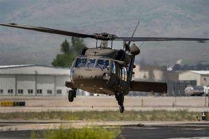 Rơi trực thăng vũ trang Mỹ, 3 vệ binh quốc gia thiệt mạng