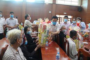 Trưởng Ban Tuyên giáo Trung ương Võ Văn Thưởng thăm và chúc Tết tại Đồng Nai