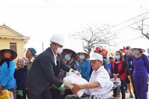 Khẩn trương xuất cấp gạo kịp thời hỗ trợ người dân trong dịp Tết Tân Sửu năm 2021