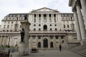 Ngân hàng trung ương Anh giữ nguyên lãi suất cơ bản ở mức thấp kỷ lục