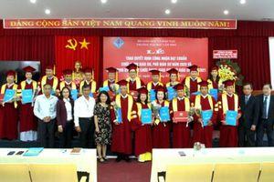 Trường Đại học Cần Thơ có 17 nhà giáo được bổ nhiệm chức danh Giáo sư, Phó Giáo sư
