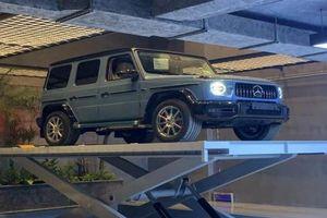 Mercedes-AMG G63 hàng hiếm đã về garage của Cường Đô La