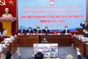 Thành viên Chính phủ ứng cử Đại biểu Quốc hội khóa XV có thể giảm