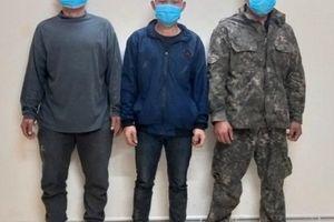 Phát hiện 3 người vượt biên trái phép vào Quảng Nam