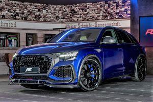 Audi RSQ8-R được ra mắt, bản độ mạnh 730 mã lực của RS Q8