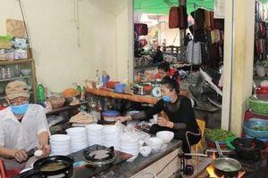 Phạt 2 quán ăn không chấp hành quy định về phòng chống dịch