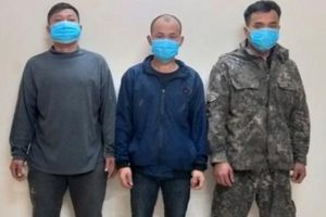 Phát hiện 3 người từ Lào vượt biên trái phép về Việt Nam